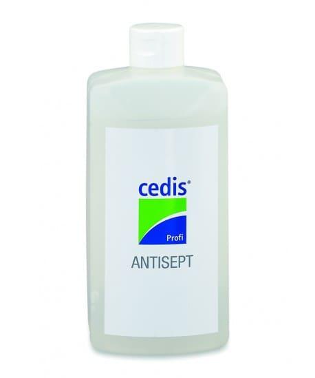 Żel do dezynfekcji dłoni - 500 ml - butelka uzupełniająca